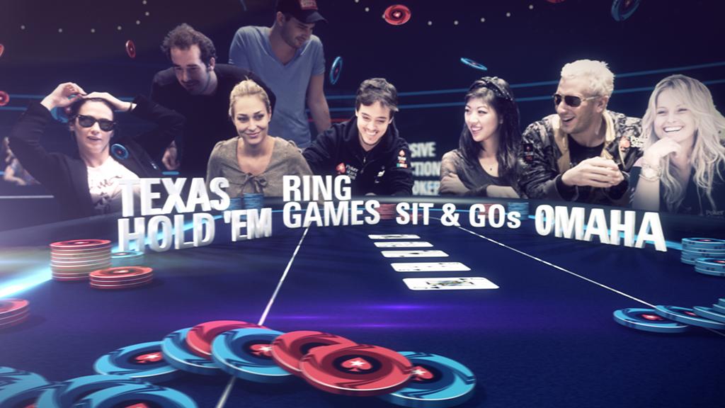 PokerStars Facebook - Jump