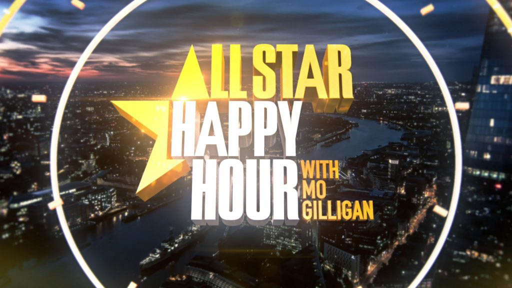 All Star Happy Hour C4 comedy