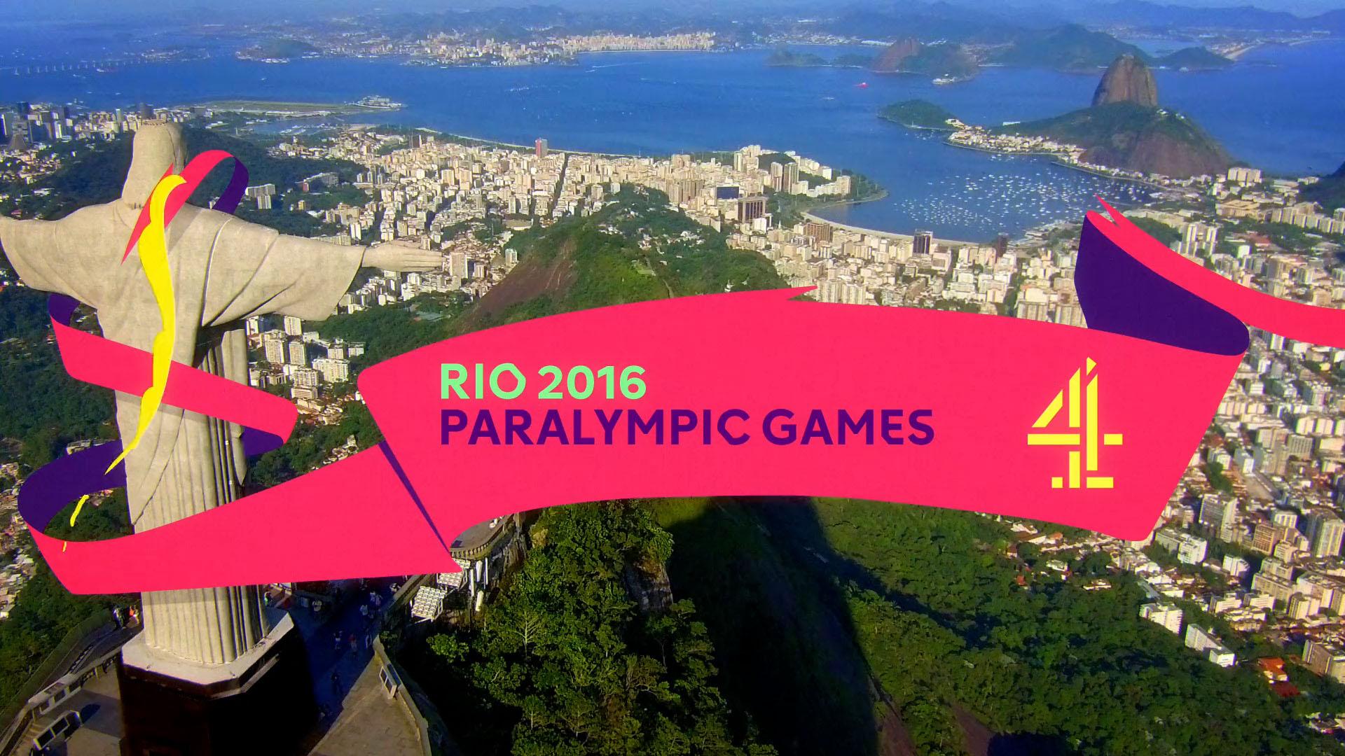 C4 RIO PARALYMPICS