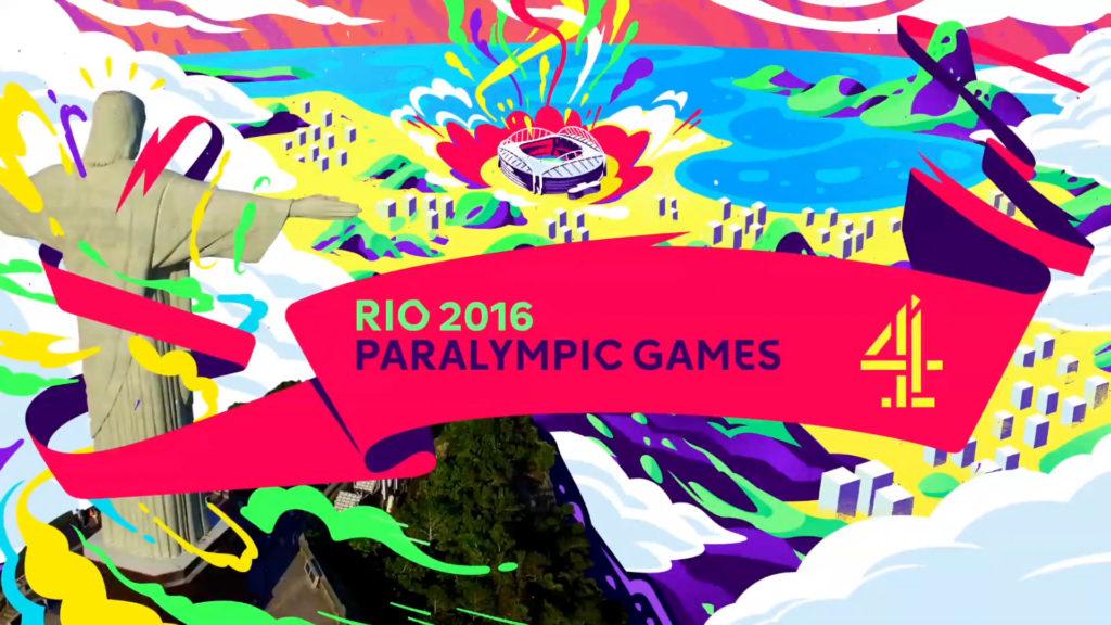 C4 Rio Paralympics 2016